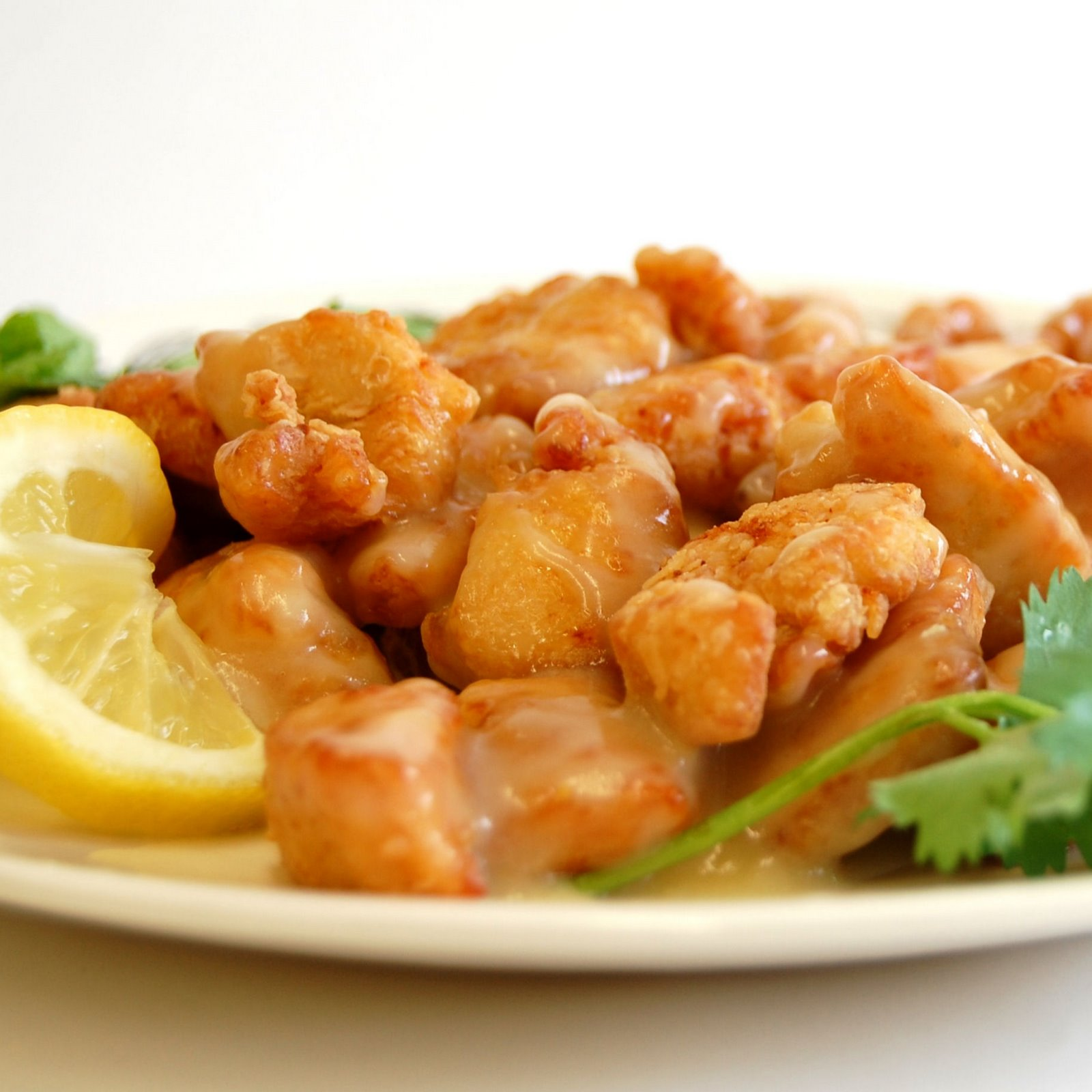 Products :: Lemon Chicken Chinese Style